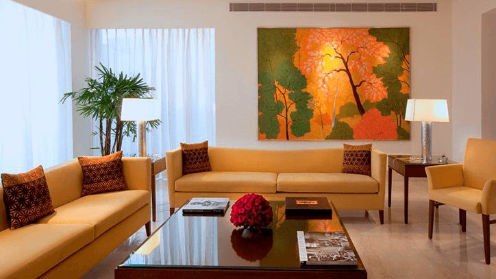 Presidential Suite at The Oberoi Gurgaon