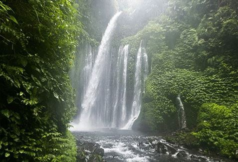 Sendang Gile and Tiu Kelep Waterfalls, Lombok