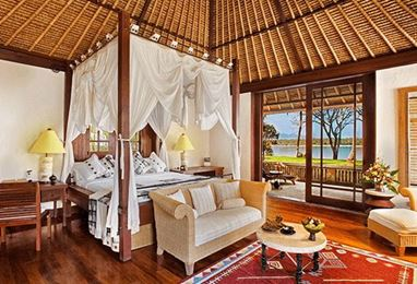 Luxury Room, The Oberoi Beach Resort Lombok