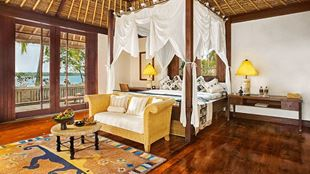 Royal Villa with Private Pool, The Oberoi Beach Resort Lombok