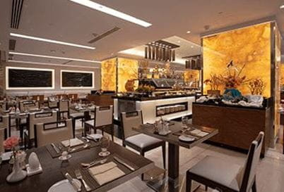 Al Ansar Restaurant at The Oberoi Madina