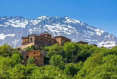 Atlas Mountains, Marrakech