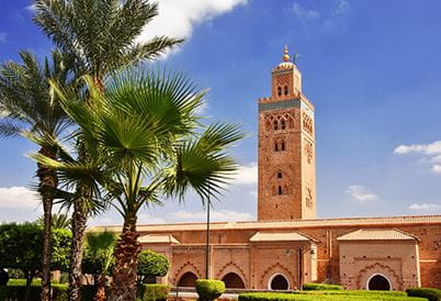 La Koutoubia in Marrakech