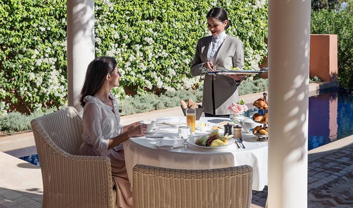 Best Offers & Deals at 5 Star Hotel The Oberoi Marrakech
