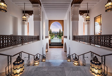 Advance Purchase Rate Special Offer at 5 Star Hotel The Oberoi Marrakech