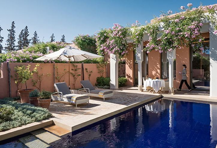 Family Holiday Offer at 5 Star Hotel The Oberoi Marrakech