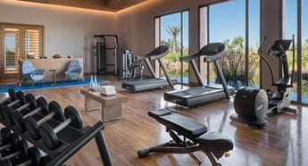 Fitness Centre - The Oberoi Marrakech