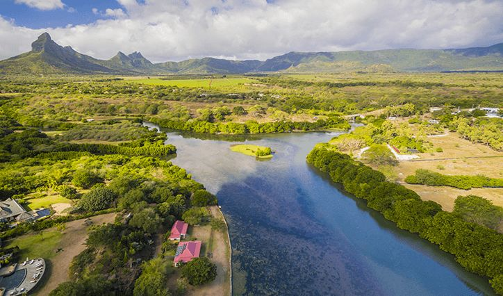 Black River Gorges National Park, Mauritius