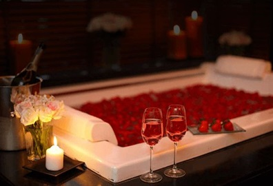 Bubbles and Bliss Experience at The Oberoi Beach Resort Mauritius