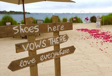 Renewal of Vows Experience at The Oberoi Beach Resort Mauritius