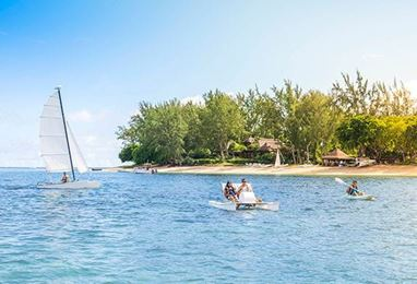 Water Sports Experience at The Oberoi Beach Resort Mauritius