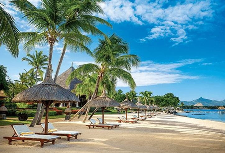 Best of Mauritius and Dubai at The Oberoi Beach Resort Mauritius