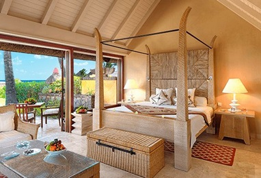 Luxury Pavilion at The Oberoi Beach Resort Mauritius