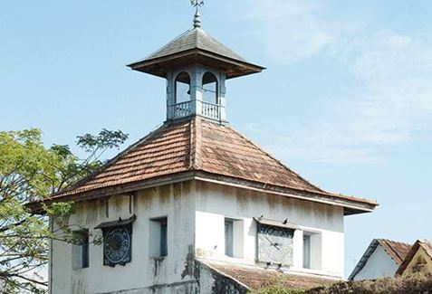The Jewish Synagogue in Kerala