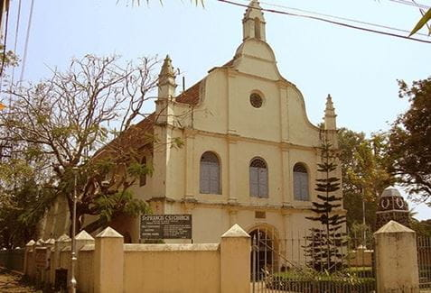 St Francis Church, Kerala