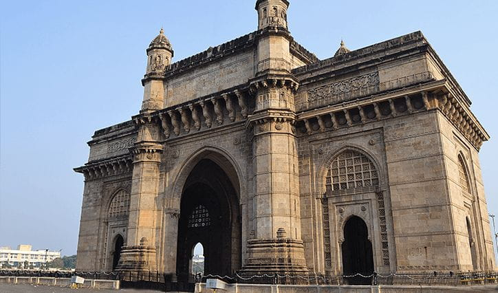 The Gateway of India in Mumbai
