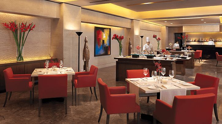Fenix Restaurant at The Oberoi Mumbai