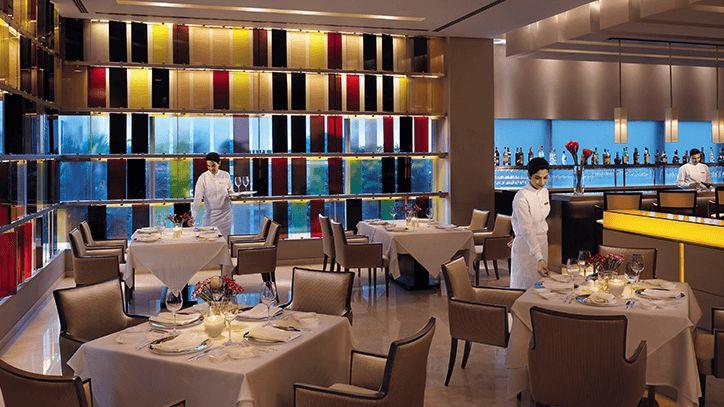 Vetro Enoteca 5 Star Bar Restaurant In Mumbai The Oberoi Mumbai