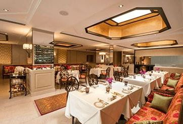 Omya Restaurant at The Oberoi New Delhi