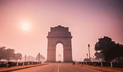 Lutyens Dream for New Delhi at The Oberoi New Delhi