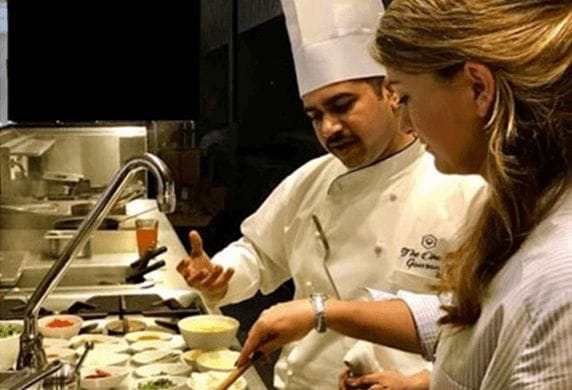 A Tryst with Indian Cooking at The Oberoi New Delhi