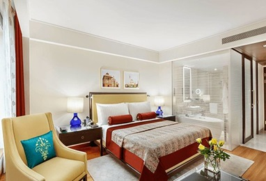 Deluxe Room, The Oberoi New Delhi