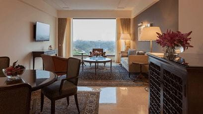 Deluxe Suite, The Oberoi New Delhi