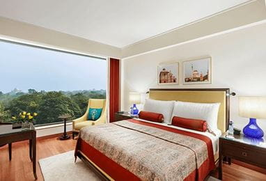 Luxury room, The Oberoi New Delhi