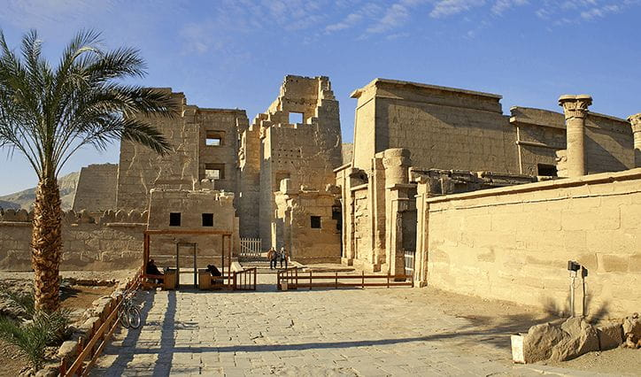 Medinet Habu, Philae