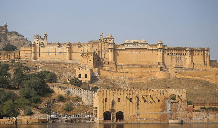 The Amber Fort, Jaipur