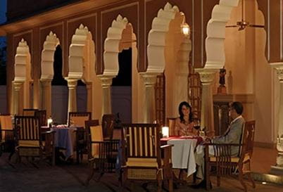 Rajwada Bar at The Oberoi Rajvilas Jaipur