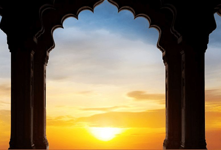 Sunset at Naila Fort Experience in Jaipur