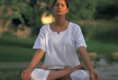 Yoga Meditation Experience at The 5 Star Resorts in Jaipur, The Oberoi Rajvilas