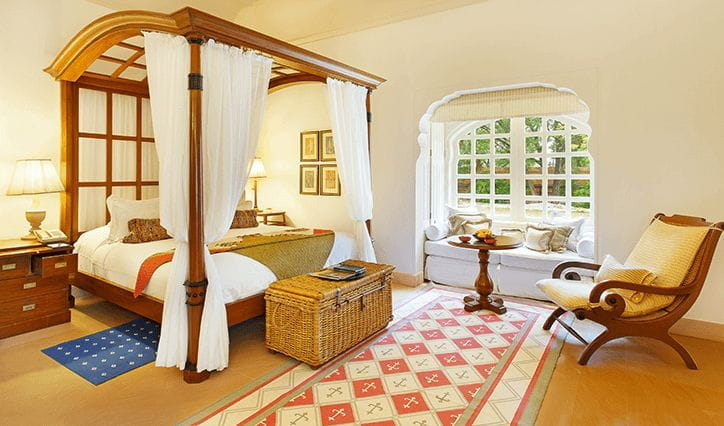 Advance Purchase Rate Offers at The Oberoi Rajvilas Jaipur