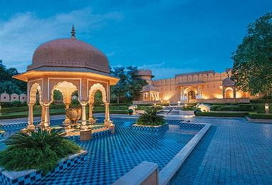 Unforgettable Gateway Offers at The Oberoi Rajvilas Jaipur
