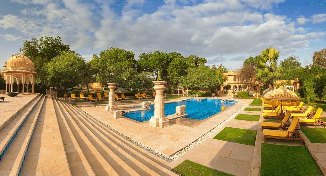 5 Star Hotels & Resorts in Jaipur | The Oberoi Rajvilas