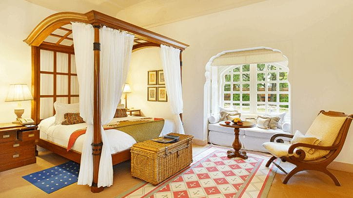 Premier Room, The Oberoi Rajvilas Jaipur