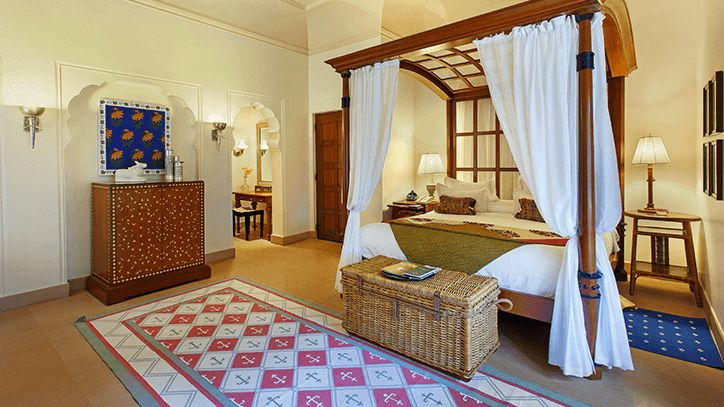 Premier Hotel Room 5 Star Hotel Room In Jaipur The