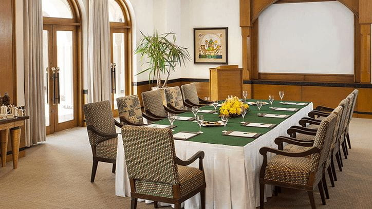 Meeting Rooms at The Oberoi Beach Resort Sahl Hasheesh