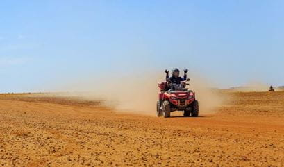 Desert Safari at The Oberoi Beach Resort Sahl Hasheesh