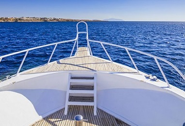 Boat Cruises at The Oberoi Beach Resort Sahl Hasheesh