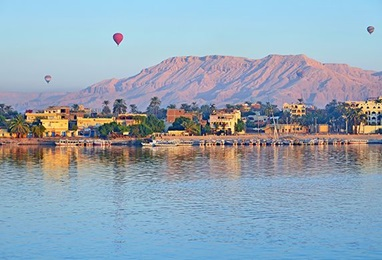 Day Trip to Luxor at The Oberoi Beach Resort Sahl Hasheesh