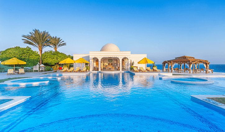5 Star Hotels in Sahl Hasheesh