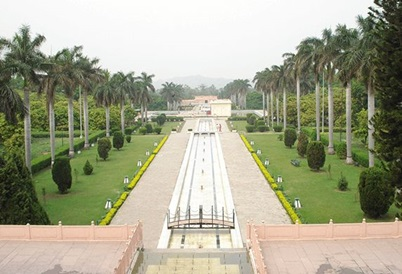 Pinjore Garden in Chandigarh
