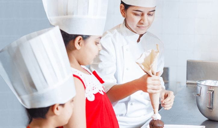 Children Activity at The Oberoi Sukhvilas Spa Resort Chandigarh