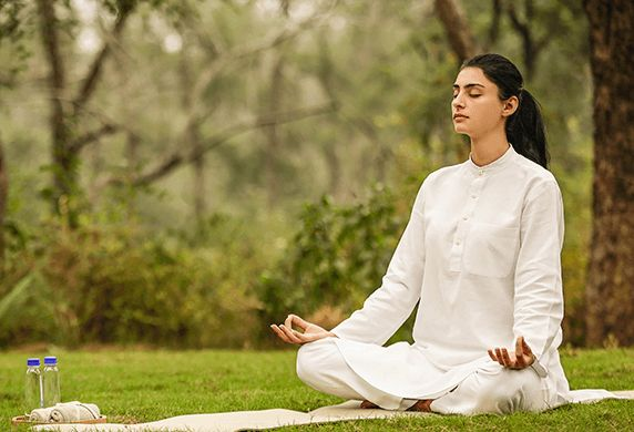 Forest Bathing at The Oberoi Sukhvilas Spa Resort Chandigarh