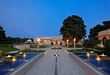 Unforgettable Getaways Offer at The Oberoi Sukhvilas Spa Resort Chandigarh
