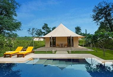 Unforgettable Holidays Offer at The Oberoi Sukhvilas Spa Resort Chandigarh