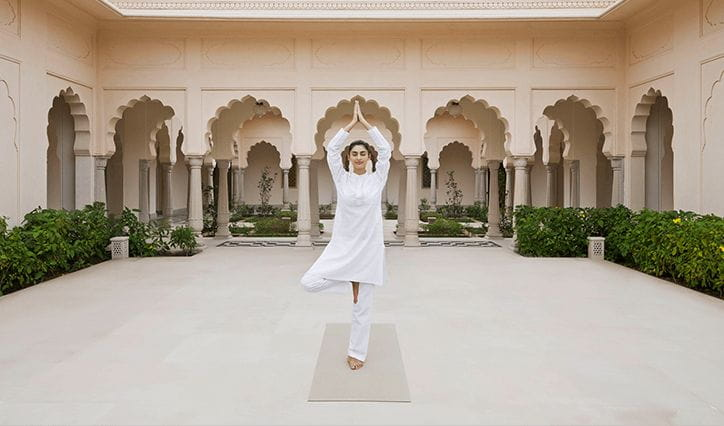 Digital Detox Offer at The Oberoi Sukhvilas Spa Resort Chandigarh