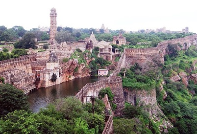 Chittorgarh Fort in Udaipur